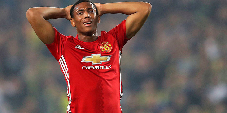 Марсьяль согласился на переход из «Манчестер Юнайтед» в «Интер»