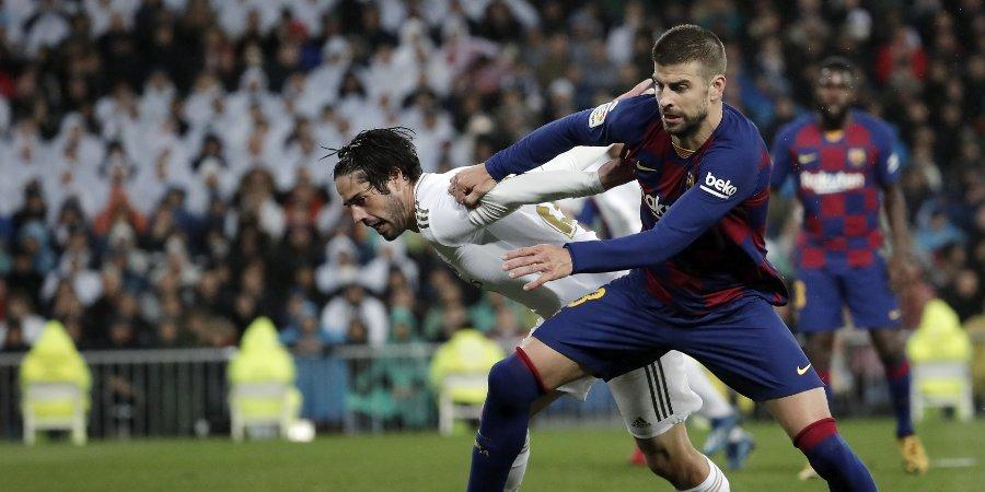 «Реал» vs «Барселона»: 7 финалов для каждого. Расклады чемпионской гонки в Ла Лиге