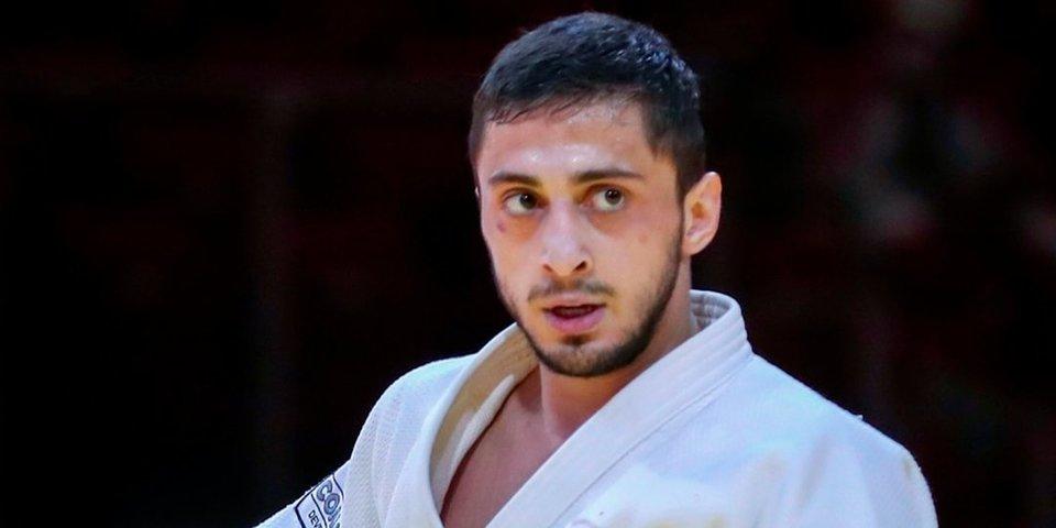 Абуладзе завоевал золото ЧМ по дзюдо