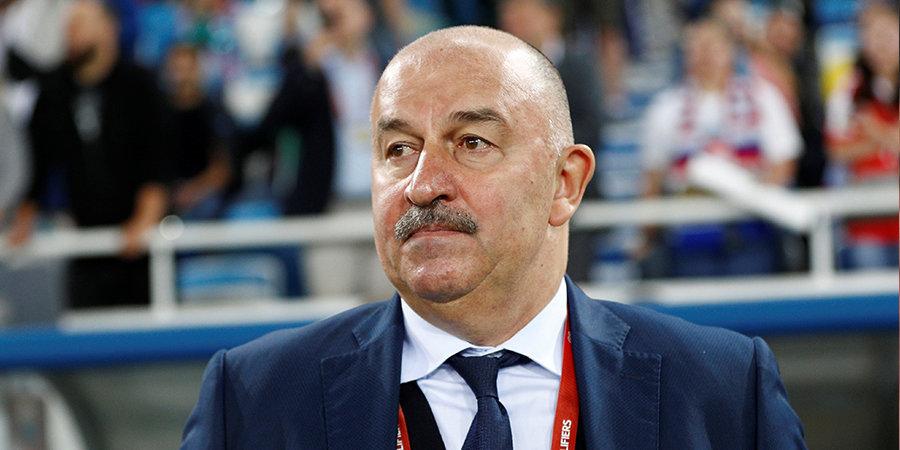 Хотите знать, чем занимался Черчесов после матча с Кипром? Делился с  Аллегри, Улье и 150 другими тренерами своими взглядами на футбол. Эксклюзив «Матч ТВ»