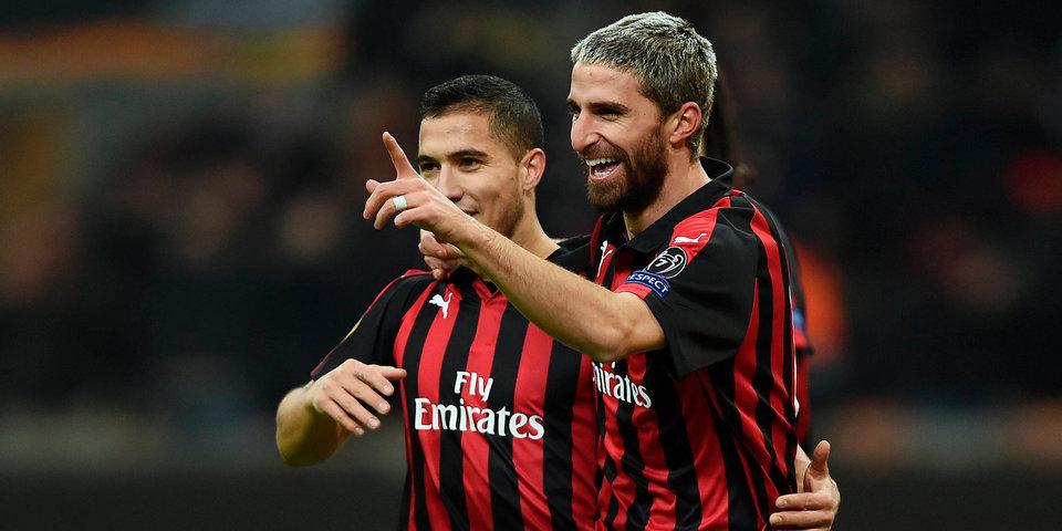 «Парма» ушла от поражения в игре с «Миланом»