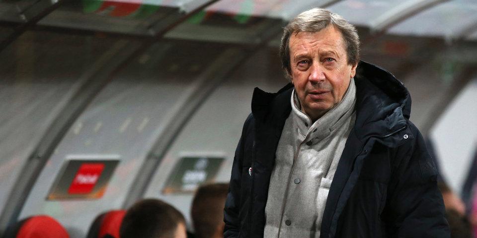 Юрий Семин: «Пусть никто не говорит, что «Локомотив» стонет»