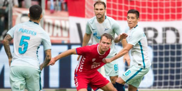 Матч «Зенита» в Лиге Европы обслужат английские судьи, «Локомотива» – валлийские
