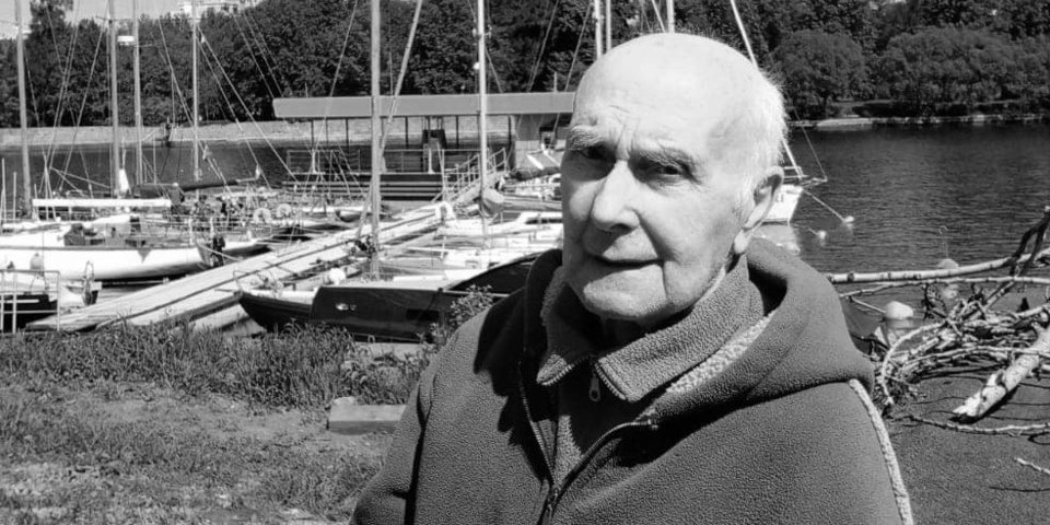Чемпион СССР по парусному спорту Эдуард Шугай скончался на 85-м году жизни