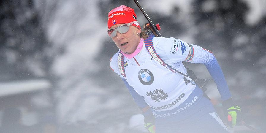 Кузьмина впервые стала чемпионкой мира, Юрлова-Перхт — 8-я в спринте