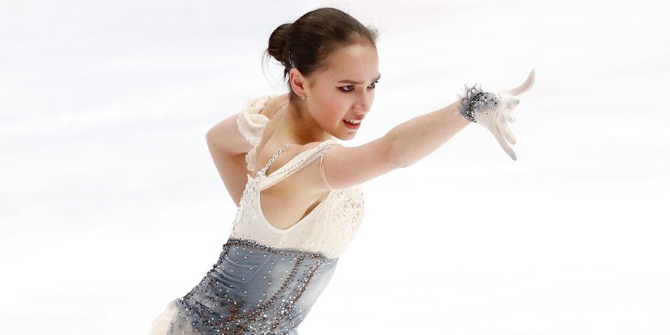 Загитова выиграла короткую программу на ЧМ, Медведева — четвертая