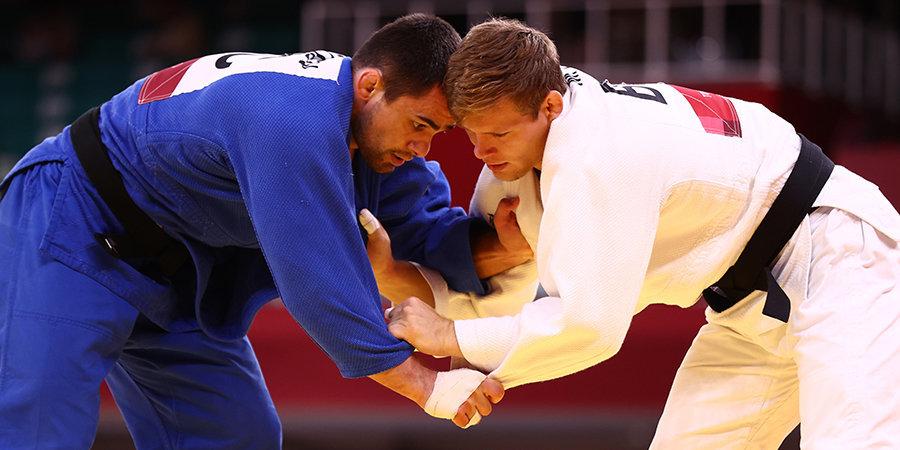 Дзюдоист Хубецов не сумел пробиться в полуфинал Олимпиады в весе до 81 кг, но продолжит борьбу за бронзу