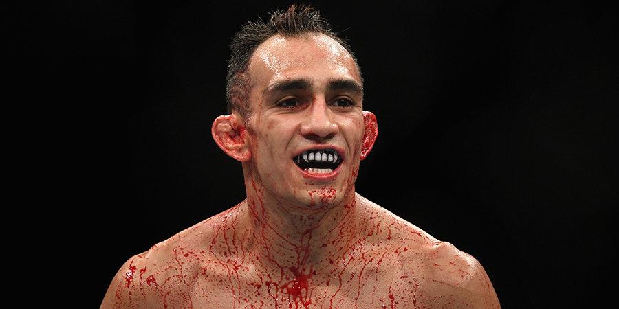 Он идет за головой Хабиба. Главный противник Нурмагомедова одержал 12 побед подряд в UFC