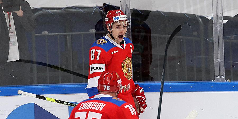 Шипачев обхитрил всех! Этот фокус надо брать на вооружение. 5 героев победы сборной России над «Тре Крунур»