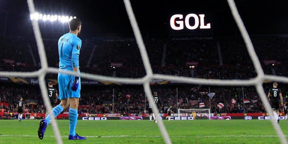 «Краснодар» пропустил 3 гола от «Севильи». Могло быть и хуже