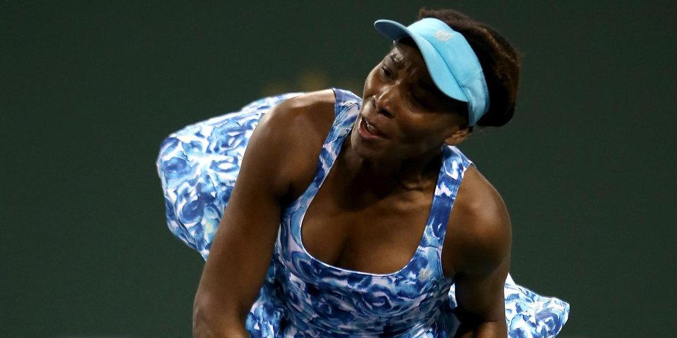 Семья погибшего в аварии с участием Винус Уильямс подала на теннисистку в суд