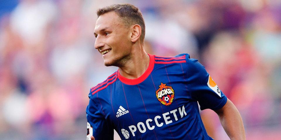 Чалов признан лучшим игроком ЦСКА в декабре