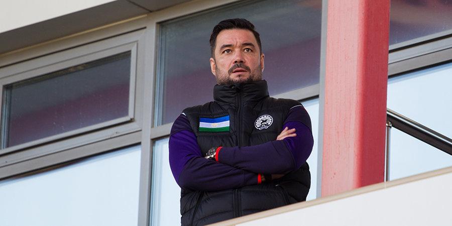 В «Уфе» отреагировали на возможное трудоустройство в клубе экс-скаута «Спартака»