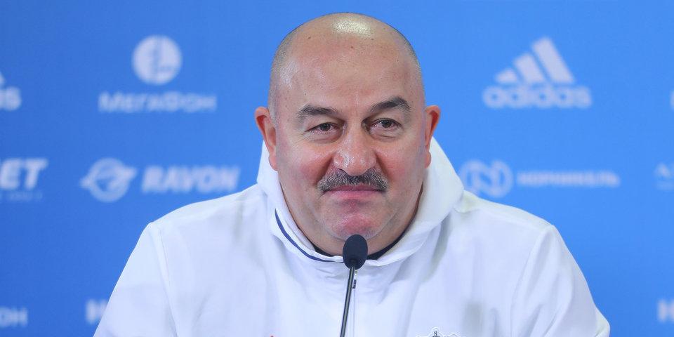 Станислав Черчесов: «Нет даже рассуждений на тему, что капитаном сборной на ЧМ может быть не Акинфеев»