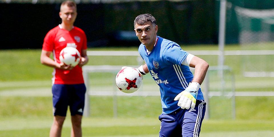 Владимир Габулов: «Мысль была одна: вернуться в футбол»