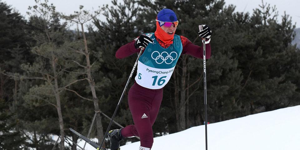 Олимпиада перестает быть томной. Спасибо Спицову!