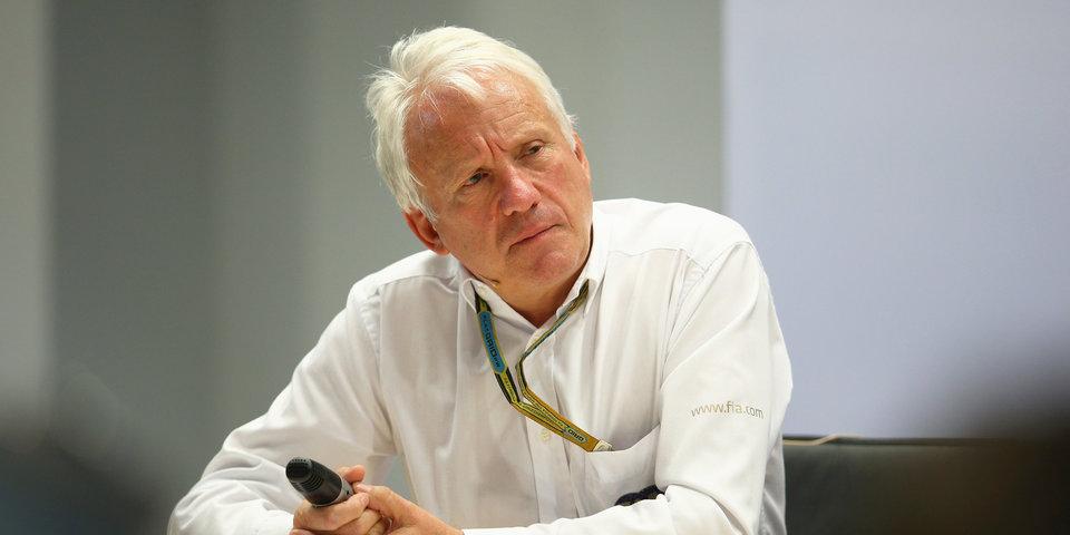 Умер гоночный директор «Формулы-1» Чарли Уайтинг
