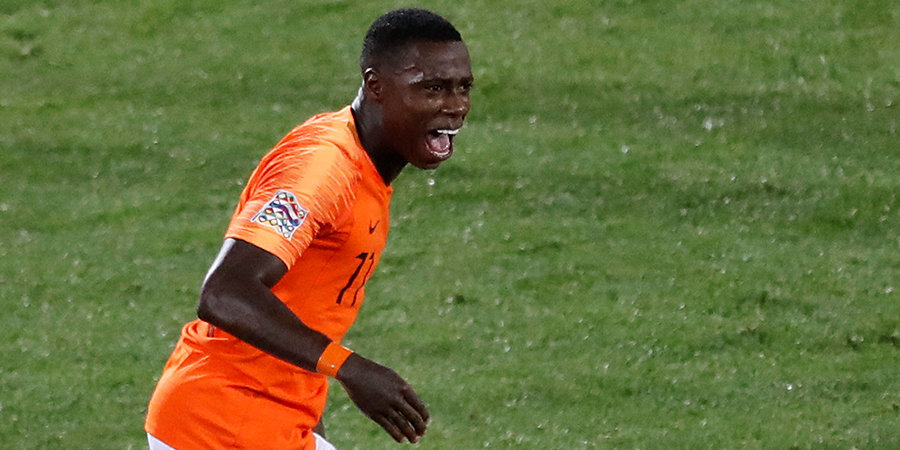 Вильена и Промес вошли в состав сборной Нидерландов на матчи отбора Евро-2020