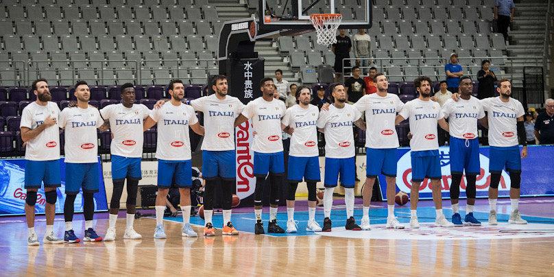 Матч соперников России по квалификации Евробаскета-2022 между Италией и Северной Македонией перенесен