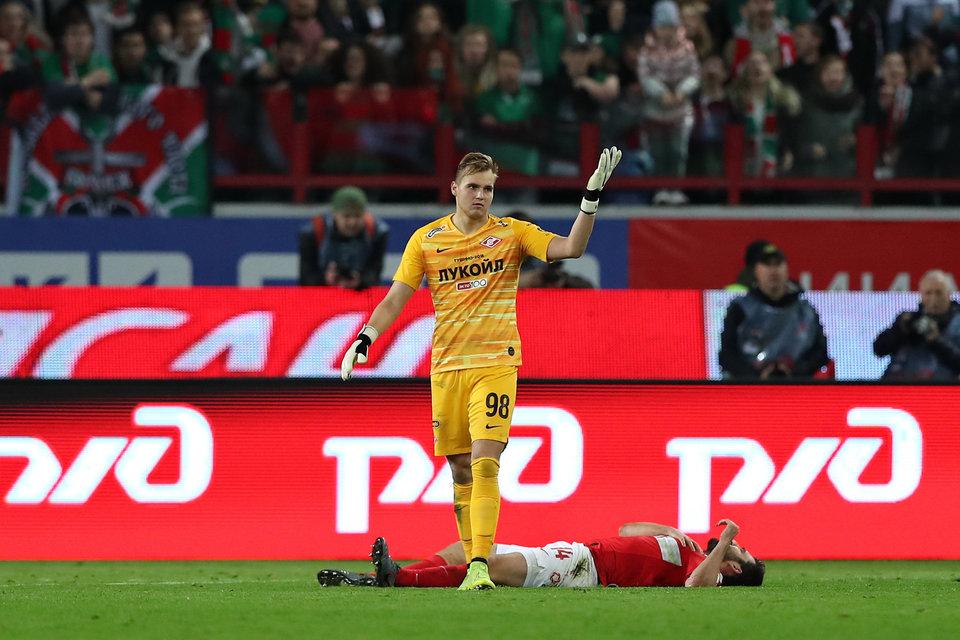 Максименко — новый капитан молодежной сборной России