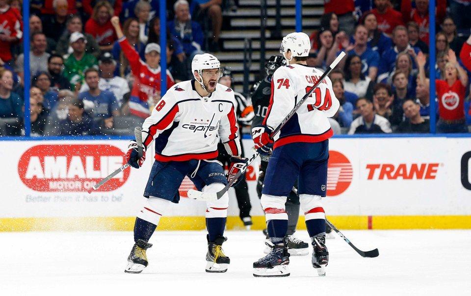 Источник: НХЛ рассматривает возможность проведения матчей в России
