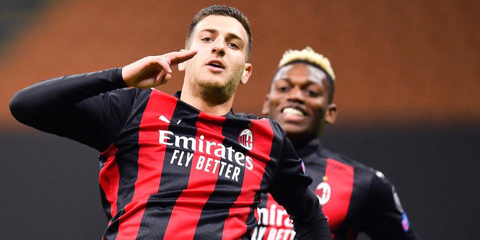«Милан» не станет выкупить Далота. Услуги игрока предложены «Роме»