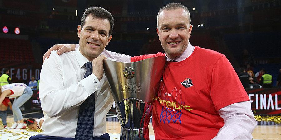 Почему у футбольной Суперлиги не получилось, в отличие от Евролиги в баскетболе? Объясняет Андрей Ватутин