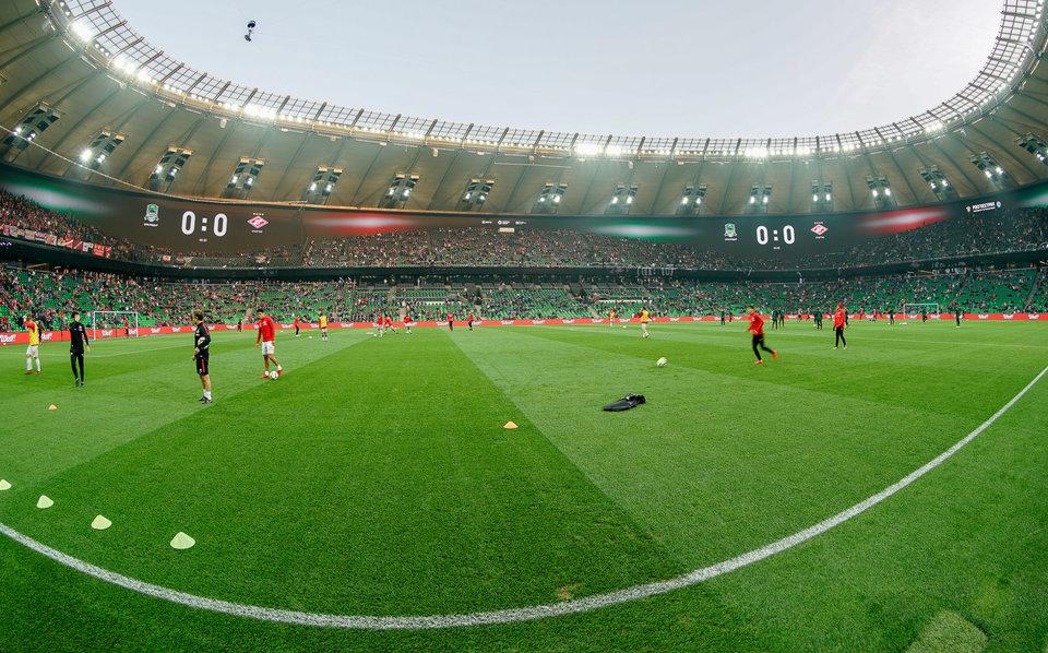 Глава аргентинского футбола: «По сравнению со стадионом в Краснодаре наши арены отстали на очень много лет»