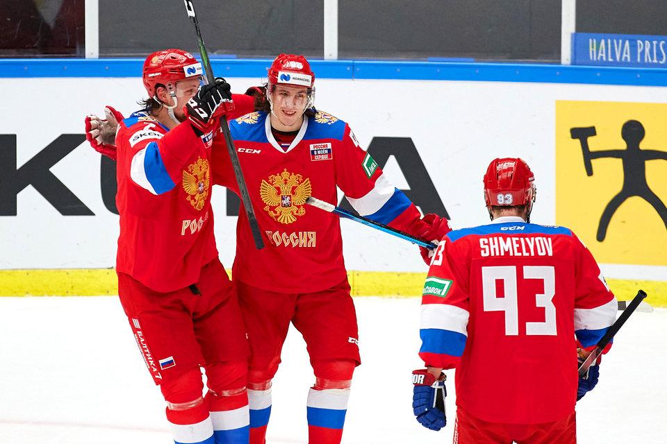 Данила Моисеев: «Любой гол — это просто рабочий момент. Я хотел забить за сборную России и сделал это»