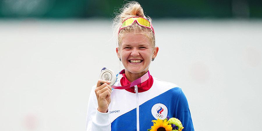 Анна Пракатень — о серебре на Олимпиаде: «Психологически немного не поверила в себя»