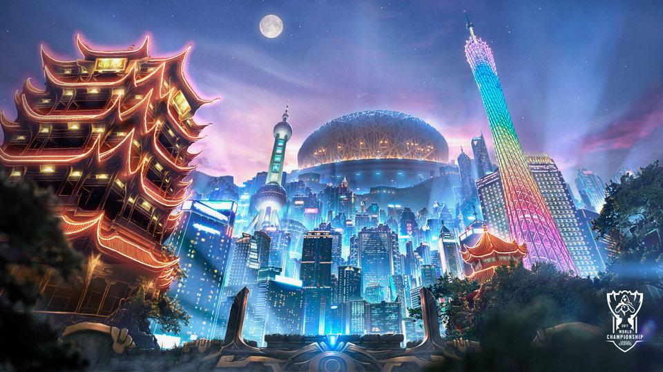 Eyes on Worlds – новый сериал от Riot Games