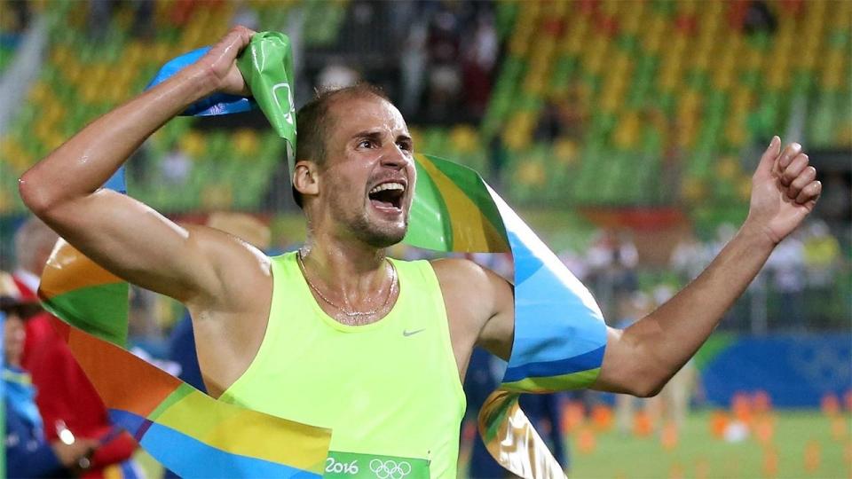 Лесун выиграл пятое золото чемпионатов Европы