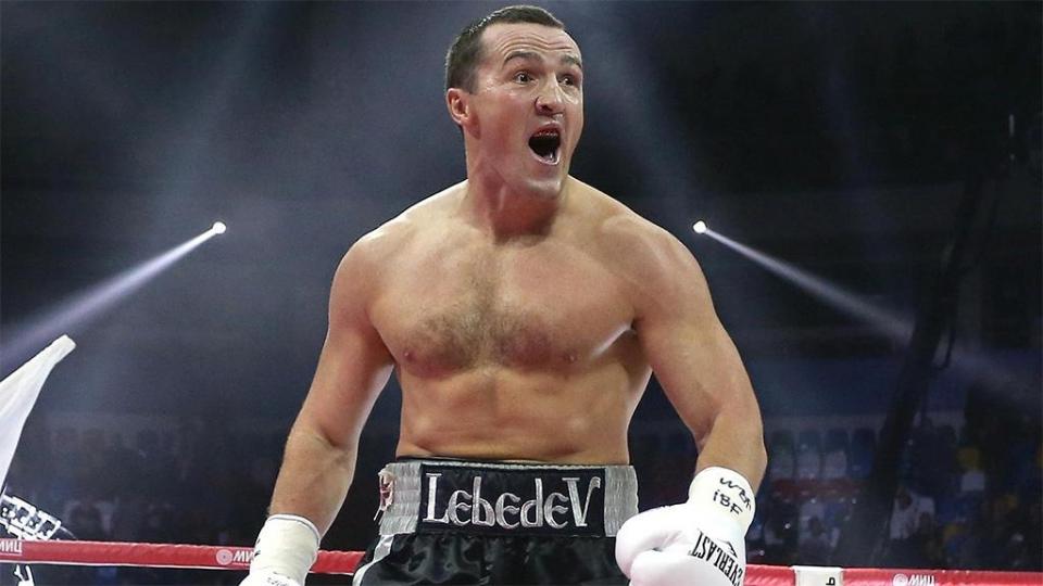 Вадим Корнилов: «Лебедев готов к бою с Флэнаганом практически на 100 процентов»