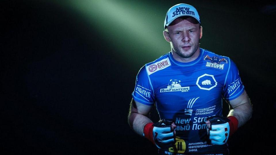 Шлеменко не подтвердил, что будет драться 13 октября