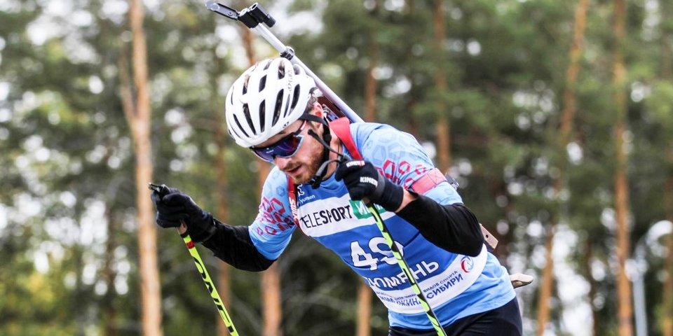 Бабиков выиграл золото в индивидуальной гонке на чемпионате России