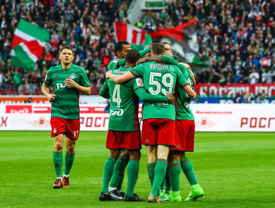 Гол Кверквелии принес «Локомотиву» победу над «Арсеналом» в первом туре РФПЛ