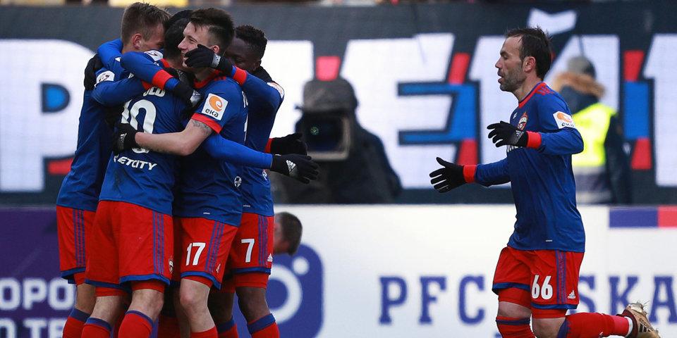 ЦСКА объявил состав на матч с «Лионом» в Лиге Европы