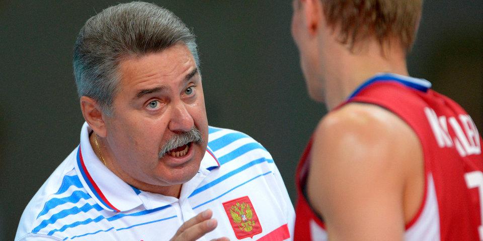 Сергей Шляпников: «Не показали уровня игры, которого ожидают от России»