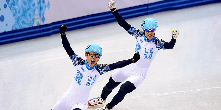 Первые в истории России золотые медали в скелетоне и шорт-треке. Что происходило на Олимпиаде в Сочи 15 февраля