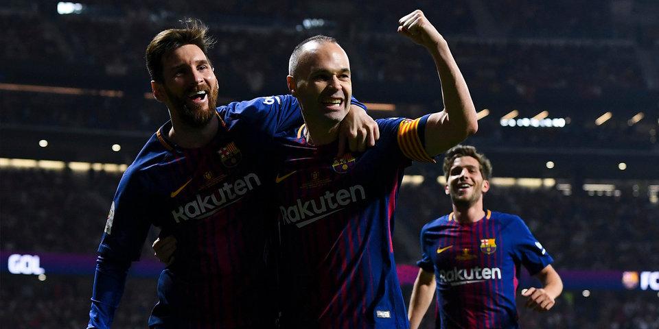 «Барселона» – чемпион Испании. В 25 раз!