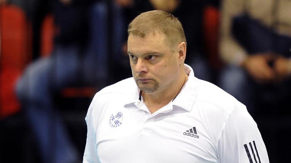 Владимир Алекно: «Возвращение в сборную России не рассматриваю»
