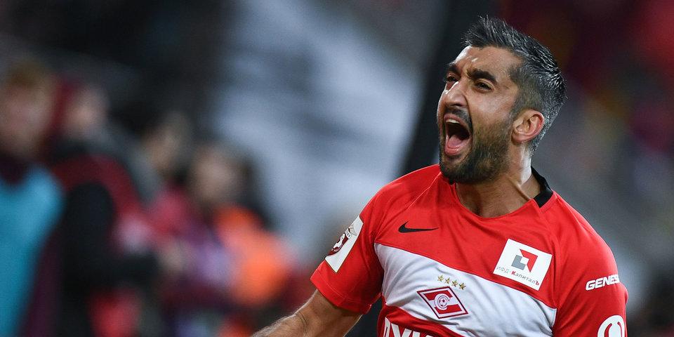 Самедов забил гол недели по версии зрителей программы «После футбола» с Георгием Черданцевым