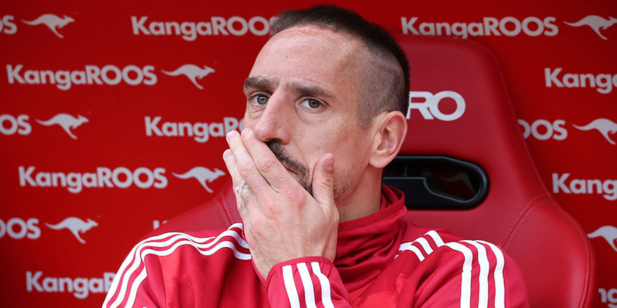 Директор «Фиорентины»: «Не можем предложить Рибери столько же, сколько российские клубы»