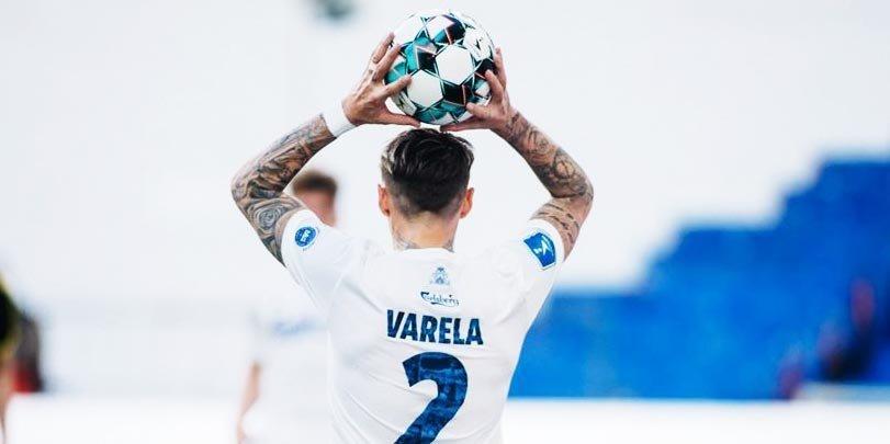 Гильермо Варела: «Динамо» на хорошем счету в Европе. Здесь всё организовано не хуже, чем в «МЮ»