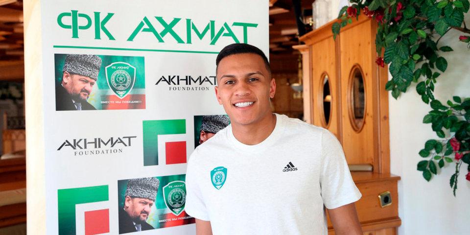 «Ахмат» подписал 5-летний контракт с Жабой