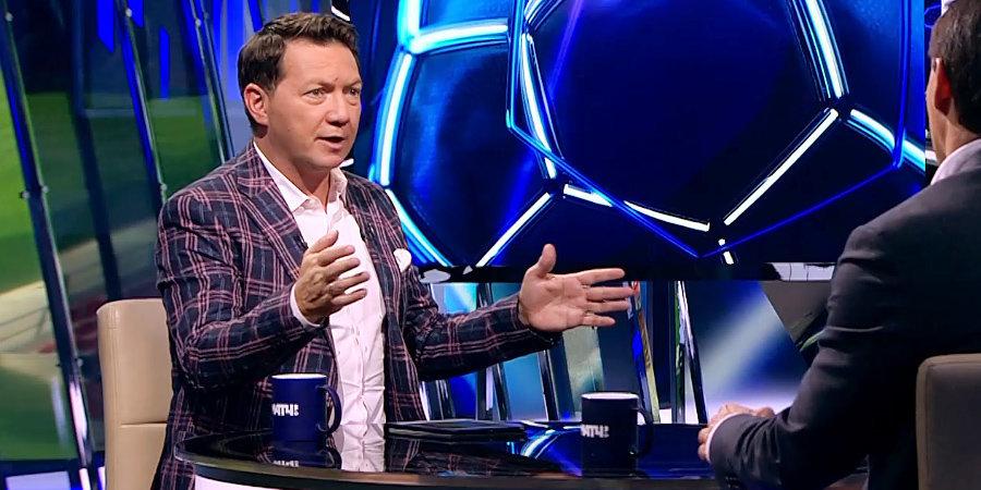 Георгий Черданцев: «Лучший игрок Тинькофф РПЛ — Кварацхелия»