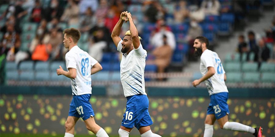 Стали известны составы «Сочи» и «Кешли» на матч квалификации Лиги конференций