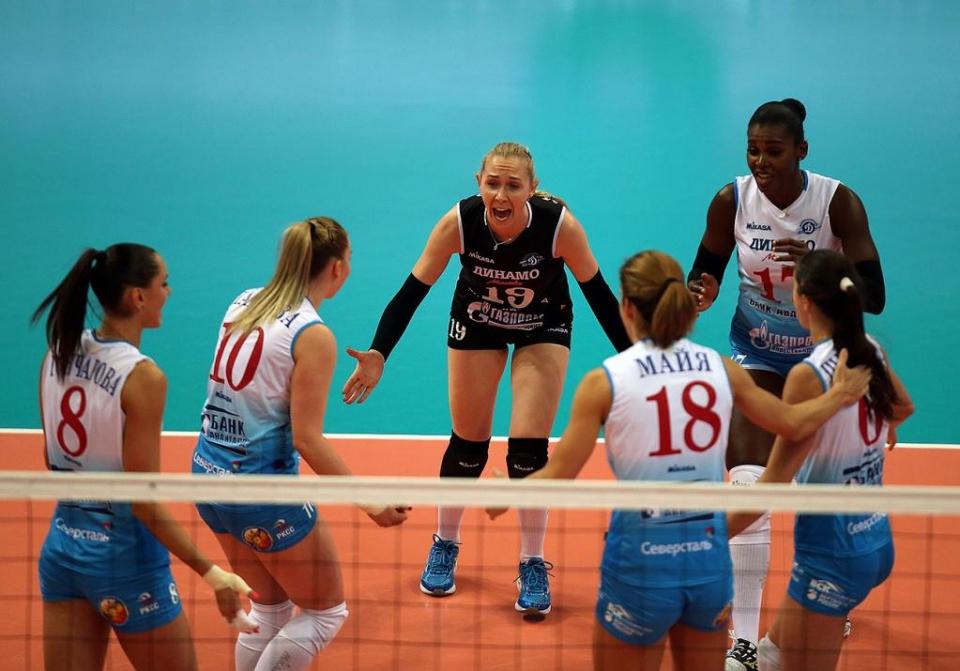 Московское «Динамо» оказалось сильнее казанского во втором матче финальной серии