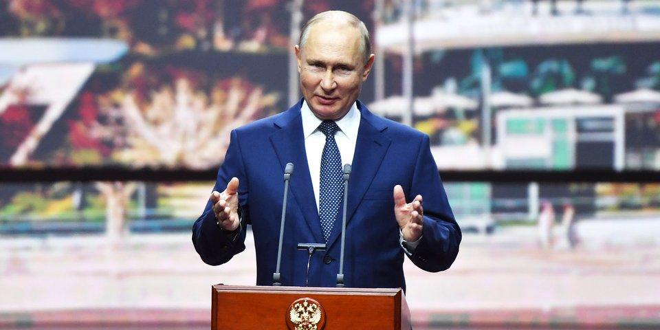 Владимир Путин — о судействе в отношении Авериных на Играх: «Это же не военные учения какие-то. Покажите, как выставляются оценки»
