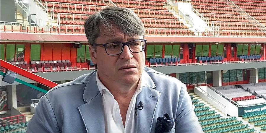 Лосюк продолжит работать в «Локомотиве» после ухода Кикнадзе